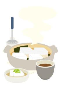 消化のよい食事